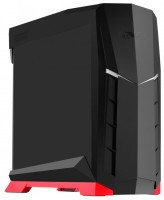 SilverStone RVX01BR Black/red