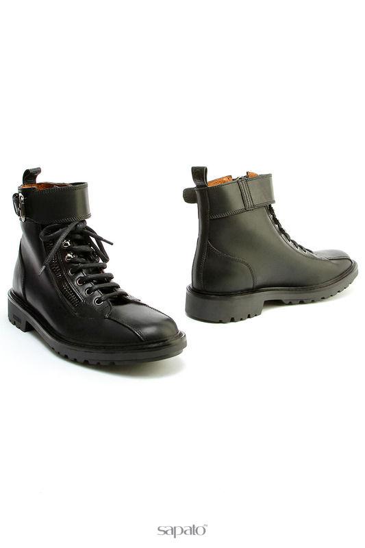 Ботинки Love Moschino Ботинки чёрные