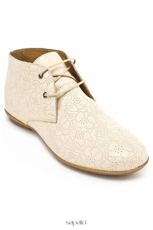 Ботинки Piranha Ботинки бежевые