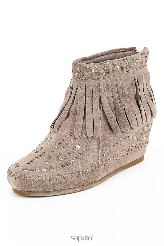 Ботинки Ash Ботинки серые