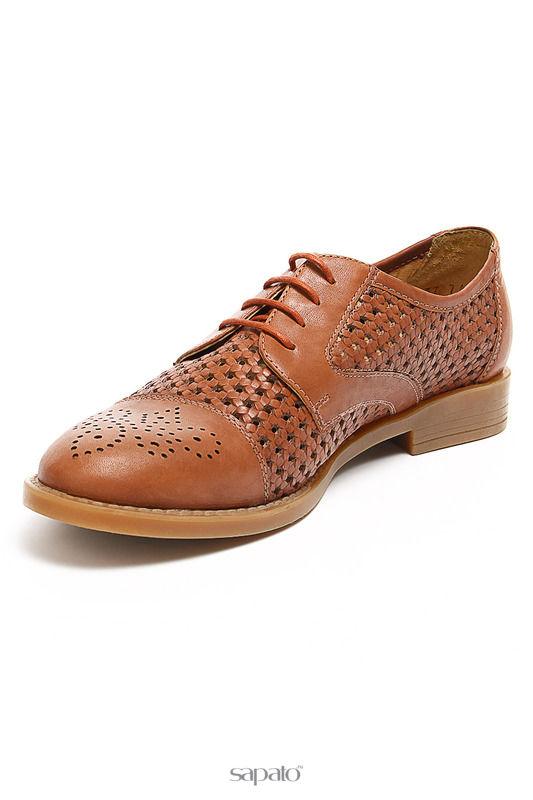 Ботинки Ralf Ringer Полуботинки оранжевые