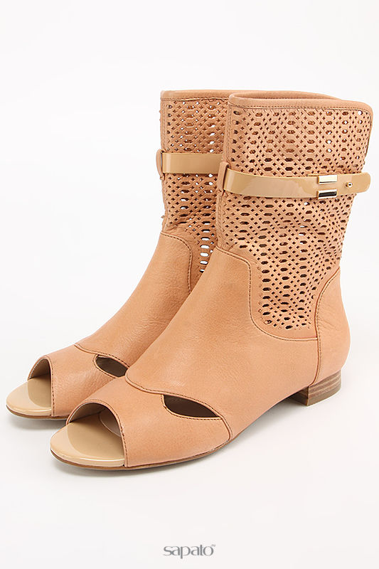 Ботинки Carlabei Ботинки летние бежевые