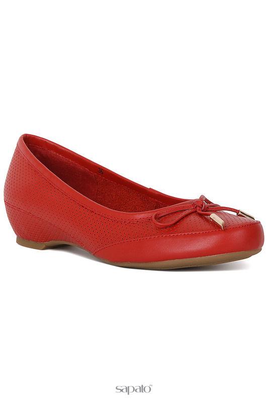 Туфли Francesco Valeri Туфли красные