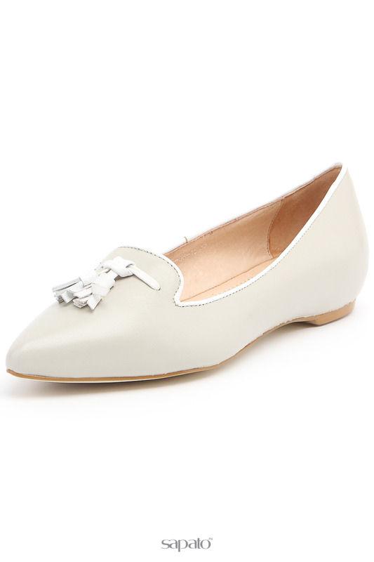 Туфли Evita Туфли закрытые белые