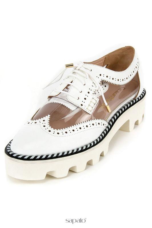 Ботинки Giorgio Fabiani Ботинки белые