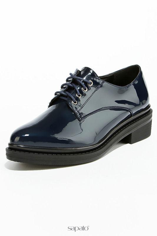 Ботинки Evita Полуботинки синие