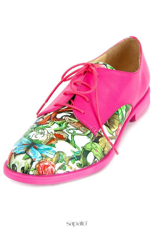 Ботинки Vitacci Полуботинки розовые