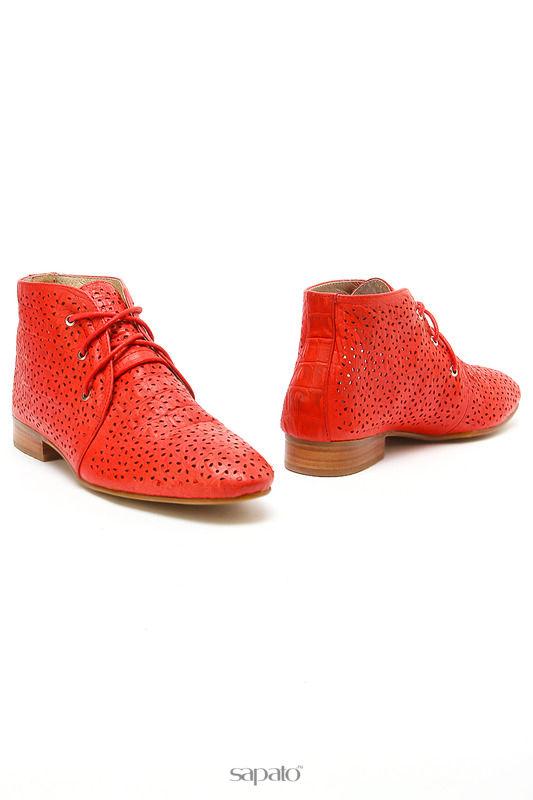 Ботинки Vitacci Полуботинки красные