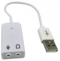 HQ-Tech USB 3D Sound на проводе 5.1