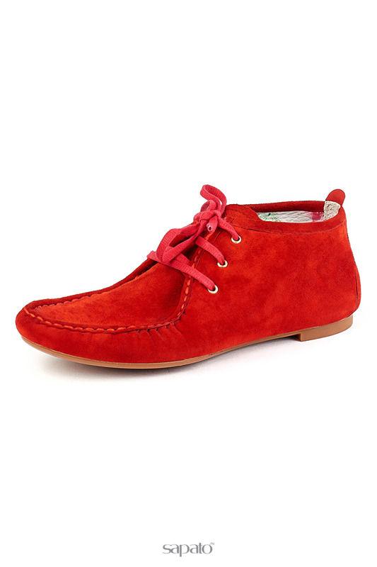 Ботинки AVAVA Ботинки красные