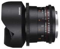 Samyang 14mm T3.1 ED AS IF UMC VDSLR II Canon EF