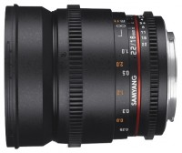 Samyang 16mm T2.2 ED AS UMC CS VDSLR II Canon M