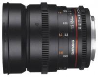 Samyang 24mm T1.5 ED AS UMC VDSLR II Samsung NX