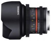 Samyang 12mm T2.2 NCS CS VDSLR Canon M
