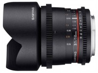 Samyang 10mm T3.1 ED AS NCS CS VDSLR II Samsung NX