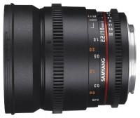 Samyang 16mm T2.2 ED AS UMC CS VDSLR II Micro 4/3