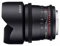 Samyang 10mm T3.1 ED AS NCS CS VDSLR II Canon M