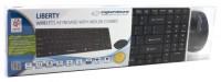 Esperanza EK122K Black USB
