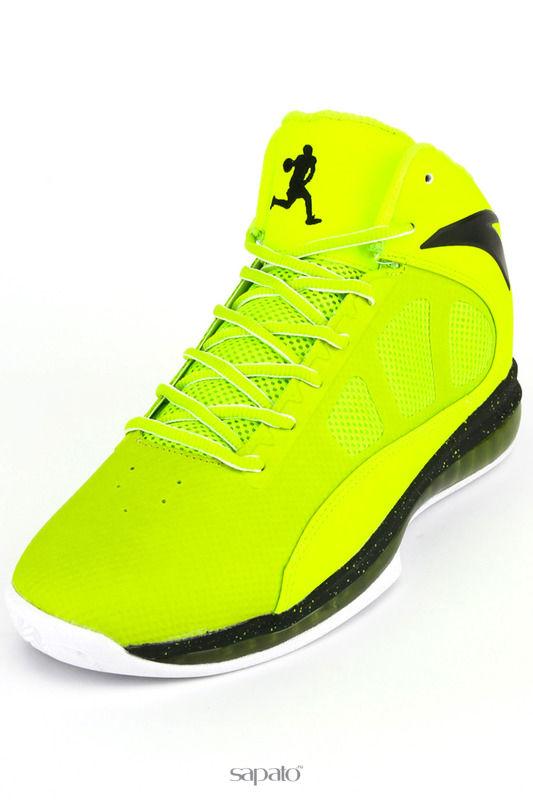 Ботинки Anta Ботинки зеленые