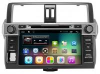 Smarty Toyota PRADO 150 2014+ Android