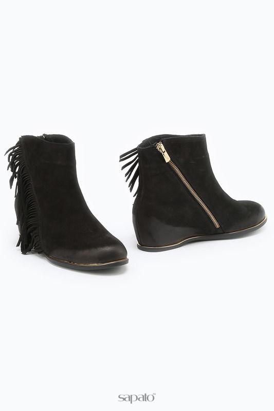 Ботинки C&S Ботинки чёрные