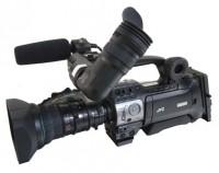JVC GY-HM850 с объективом XT17sx4.5BRM