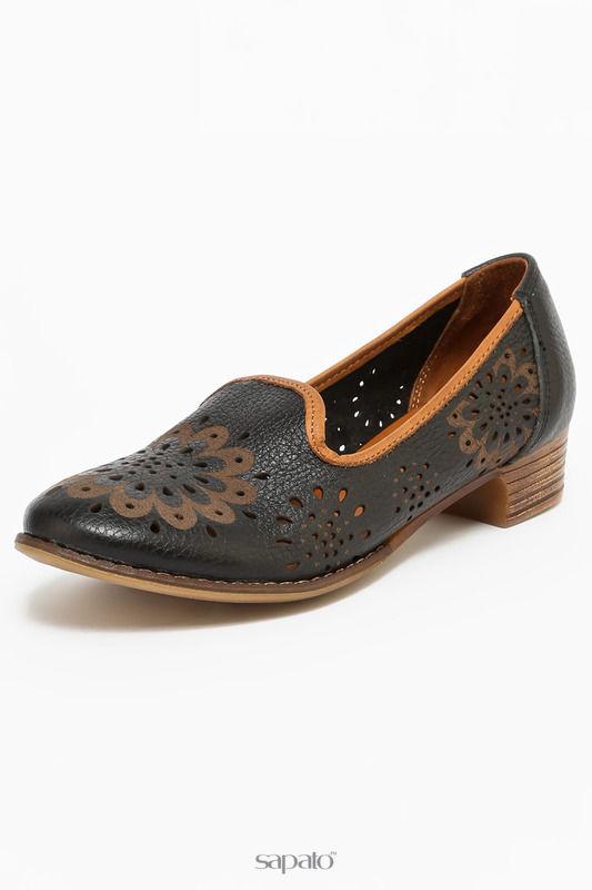 Туфли ENISSE Туфли чёрные