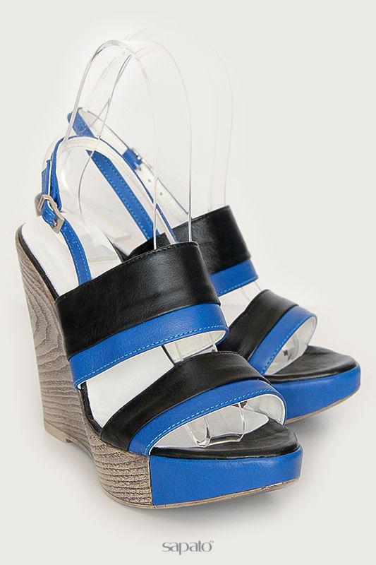 Босоножки Corta Mussi Босоножки синие