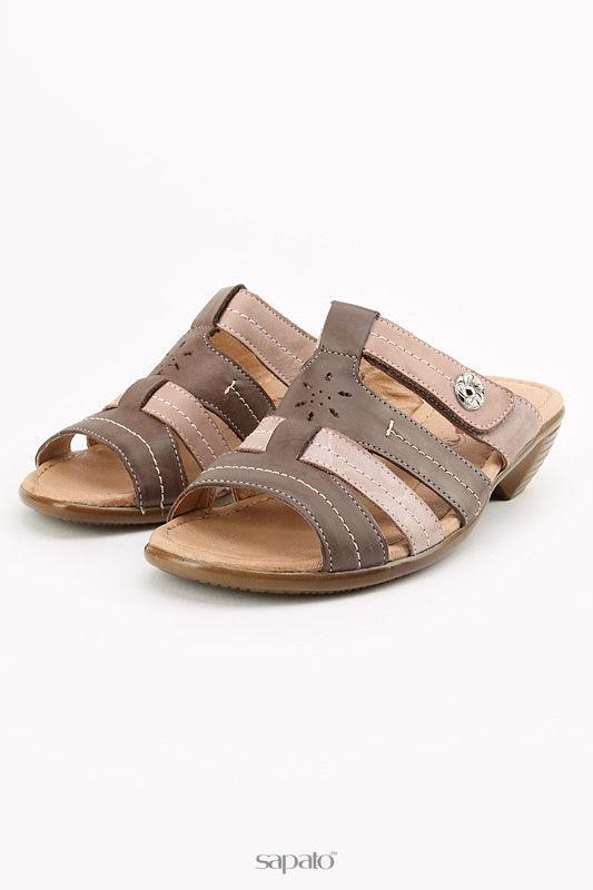 Сабо Destra Туфли коричневые