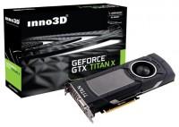 Inno3D GeForce GTX TITAN X 1000Mhz PCI-E 3.0 12288Mb 7010Mhz 384 bit DVI HDMI HDCP
