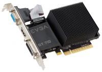 EVGA GeForce GT 710 954Mhz PCI-E 2.0 1024Mb 1800Mhz 64 bit DVI HDMI HDCP Silent