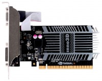 Inno3D GeForce GT 710 954Mhz PCI-E 2.0 1024Mb 1600Mhz 64 bit DVI HDMI HDCP