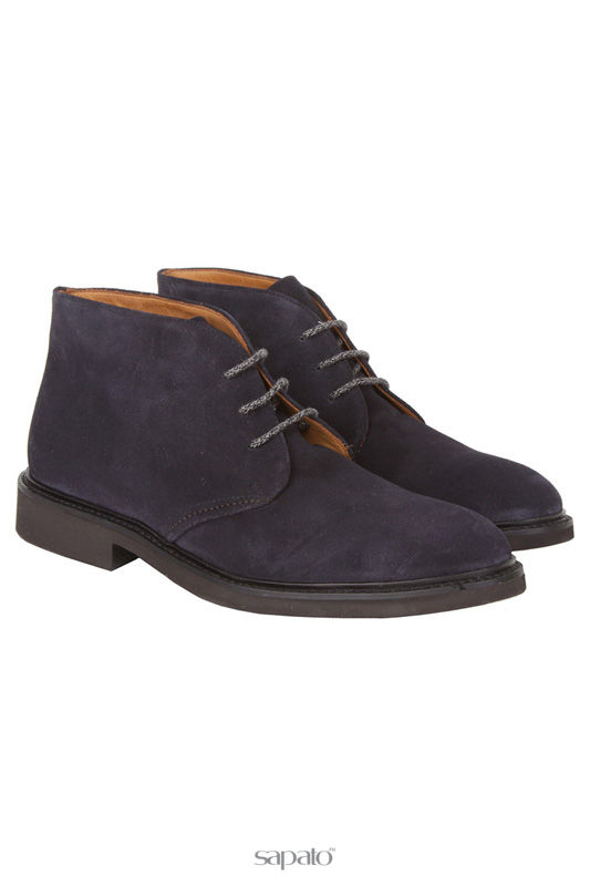 "Ботинки Doucal""s Ботинки синие"