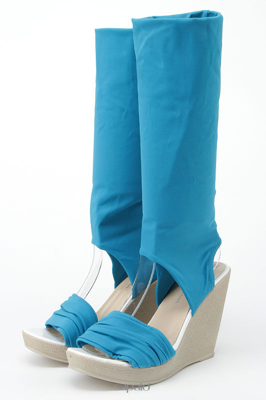Босоножки Sattini Босоножки голубые