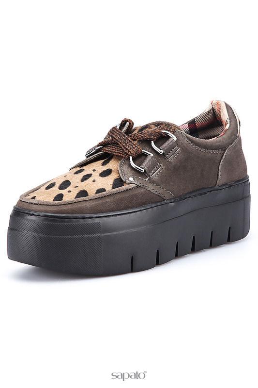 Ботинки SOYA FISH Ботинки бежевые