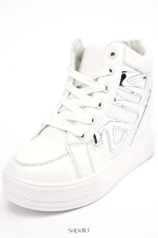 Ботинки Brucco Ботинки белые