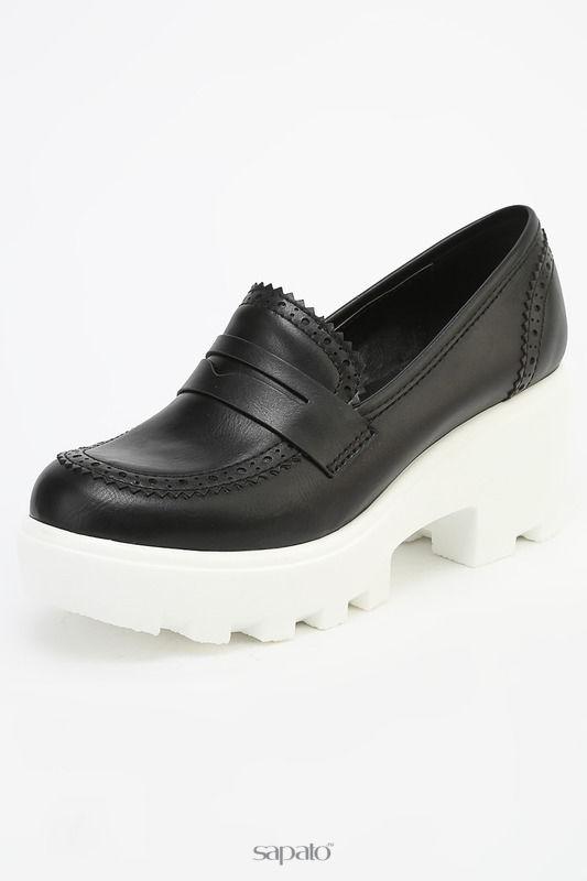 Ботинки Daze Полуботинки чёрные