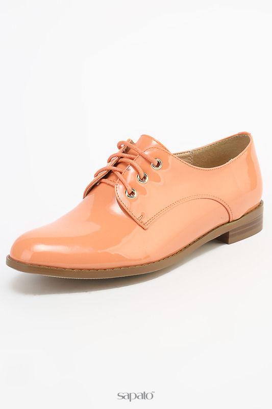 Ботинки Daze Полуботинки оранжевые