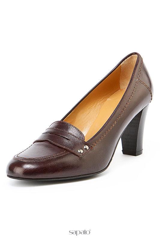 Туфли Gianmarco Benatti Туфли осенние коричневые
