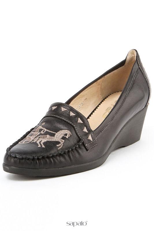 Туфли CAPTOR Туфли чёрные