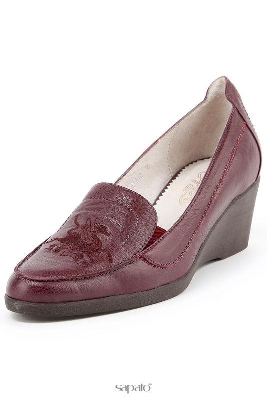 Туфли CAPTOR Туфли фиолетовые