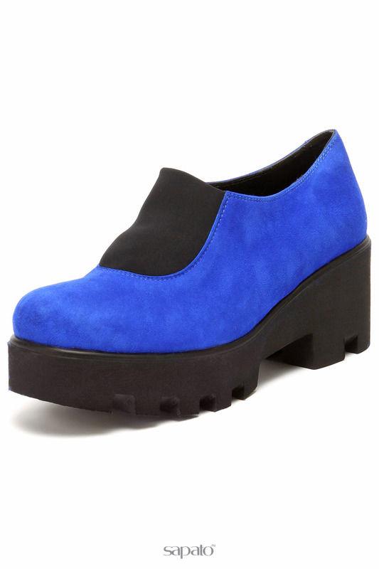 Туфли HES TREND Туфли синие