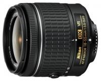 Nikon 18-55mm f/3.5-5.6G AF-P VR
