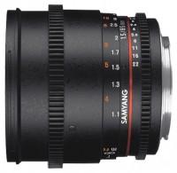 Samyang 85mm T1.5 AS IF UMC VDSLR II Fujifilm X