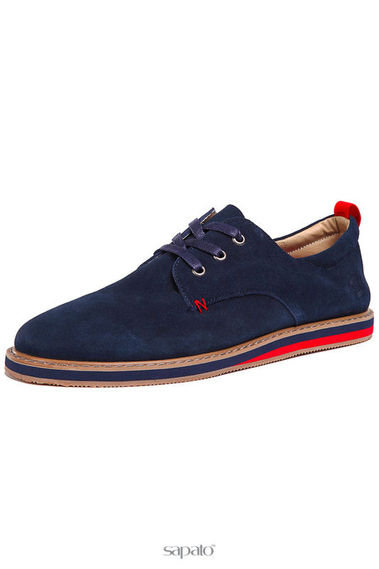 Ботинки UN1TA Ботинки синие