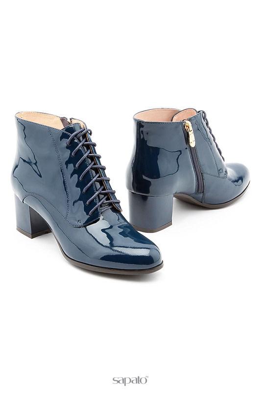 Ботинки Carlabei Ботинки синие