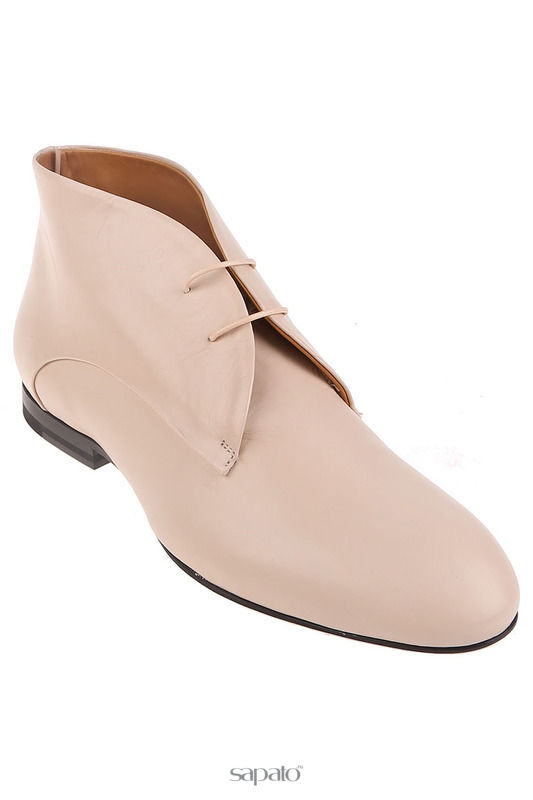 Ботинки Jil Sander Ботинки розовые