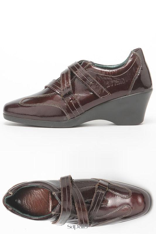 Туфли 24HOURS Туфли коричневые