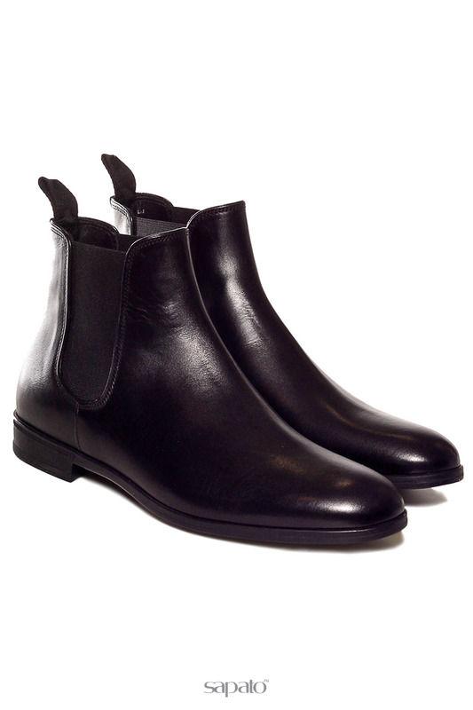 Ботинки Ralph Lauren Ботинки чёрные