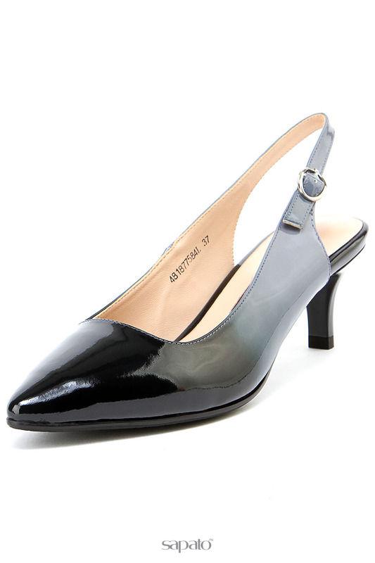 Туфли BALEX CLASSIC Туфли серые